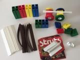 A small Struts set